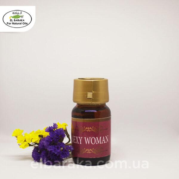 [:ru]Женские масляные духи «Sexy woman» (Сексивумен), 30 мл[:ua]Жіночі олійні парфуми «Sexy woman» (Сексівумен), 30 мл[:] • EL Baraka Україна