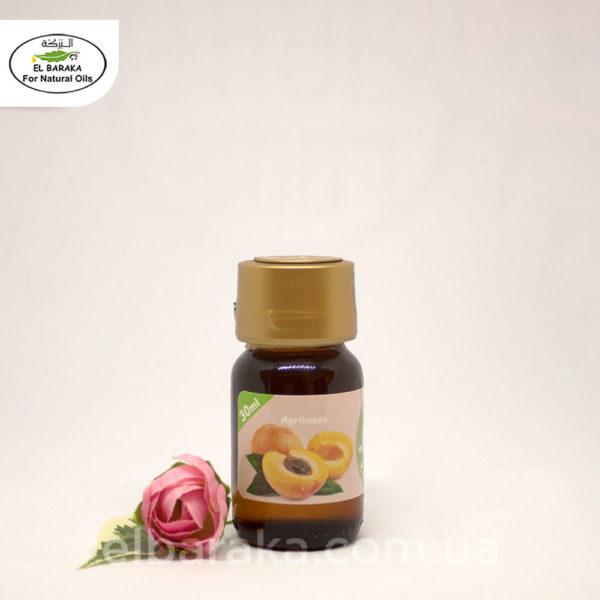 [:ru]Аромамасло абрикос, 30 мл[:ua]Ароматична олія абрикосу, 30 мл[:] • EL Baraka Україна