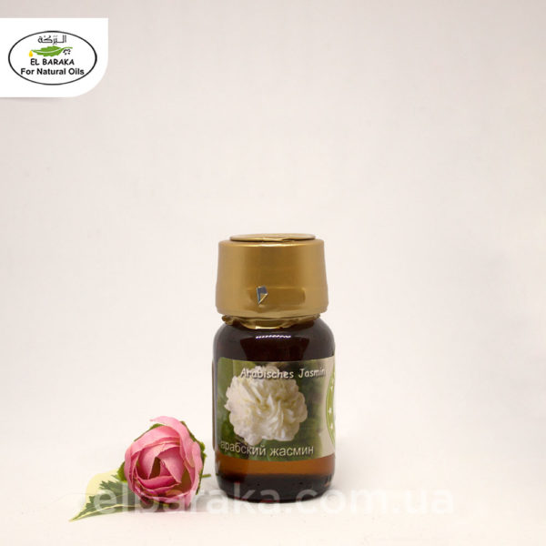 [:ru]Аромамасло арабский жасмин, 30 мл[:ua]Ароматична олія арабського жасмину, 30 мл[:] • EL Baraka Україна