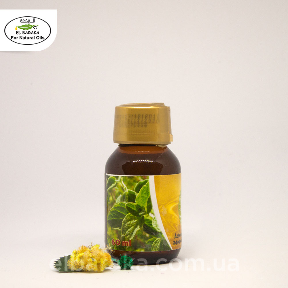 [:ru]Эфирное масло майорана, 60 мл[:ua]Ефірна олія майорану, 60 мл[:] • EL Baraka Україна