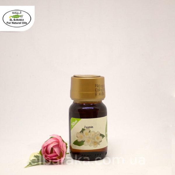 [:ru]Аромамасло жасмин, 30 мл[:ua]Ароматична олія жасмину, 30 мл[:] • EL Baraka Україна