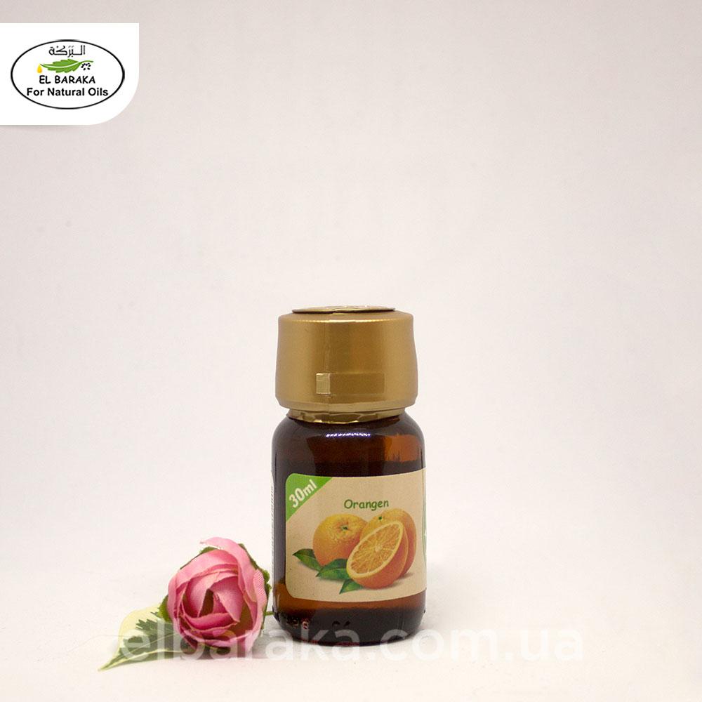 [:ru]Аромамасло апельсин, 30 мл[:ua]Ароматична олія апельсину, 30 мл[:] • EL Baraka Україна