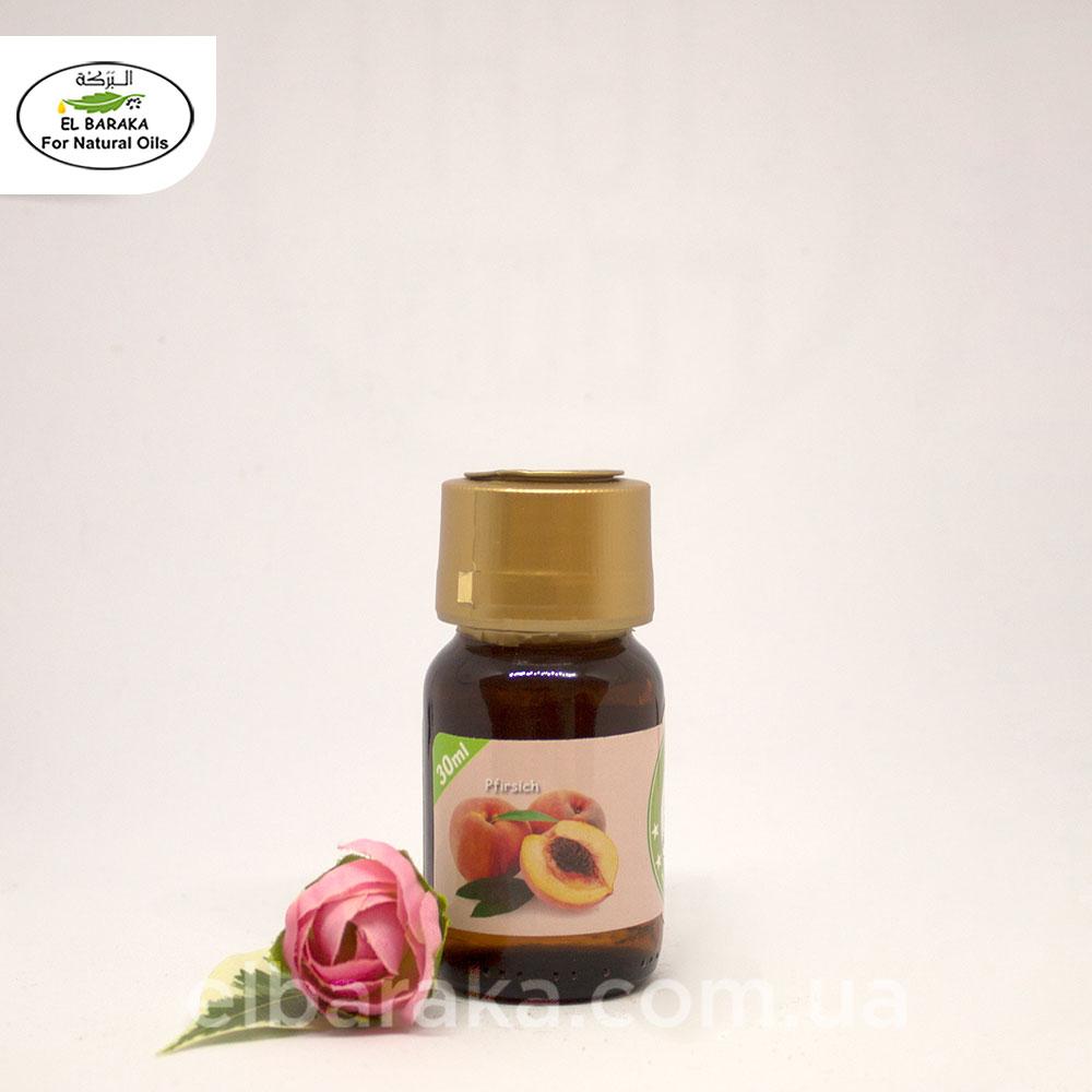 [:ru]Аромамасло персик, 30 мл[:ua]Ароматична олія персику, 30 мл[:] • EL Baraka Україна