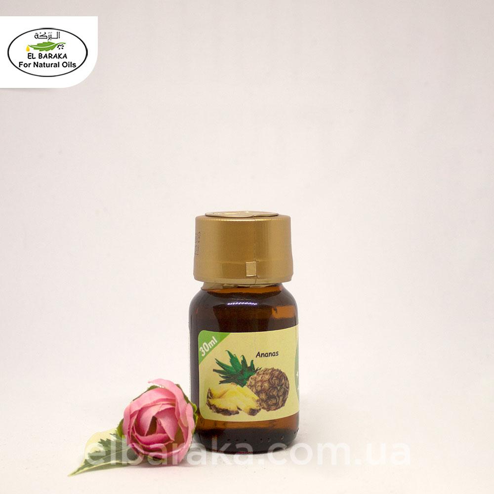 [:ru]Аромамасло ананас, 30 мл[:ua]Ароматична олія ананасу, 30 мл[:] • EL Baraka Україна