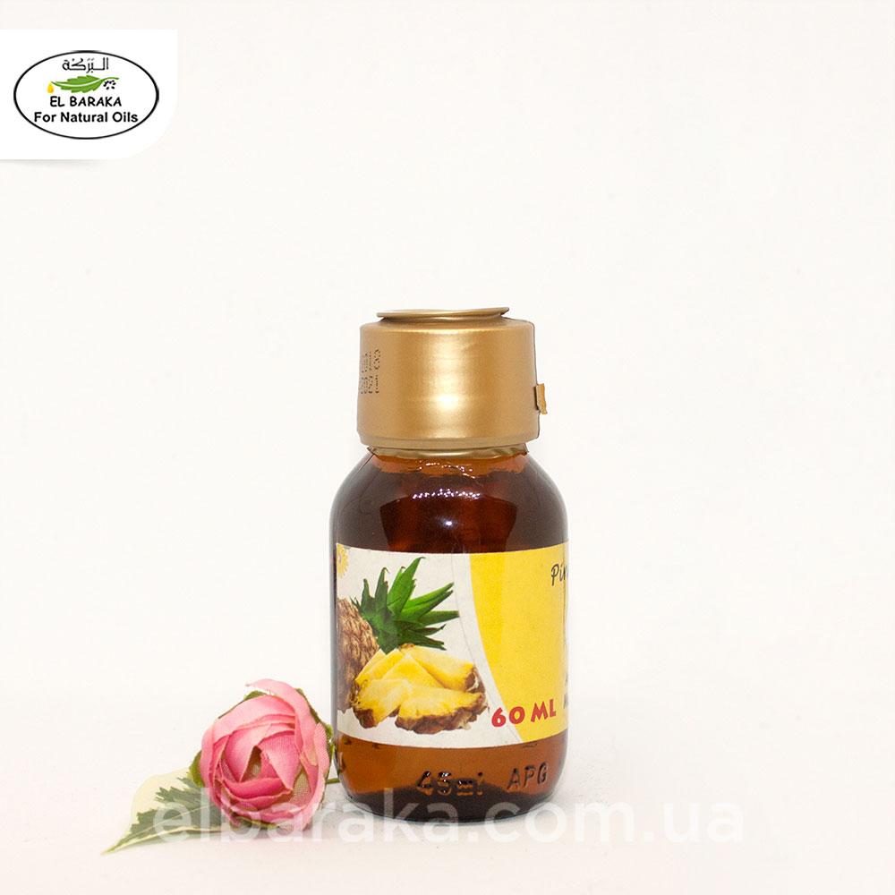 [:ru]Аромамасло ананас, 60 мл[:ua]Ароматична олія ананасу, 60 мл[:] • EL Baraka Україна