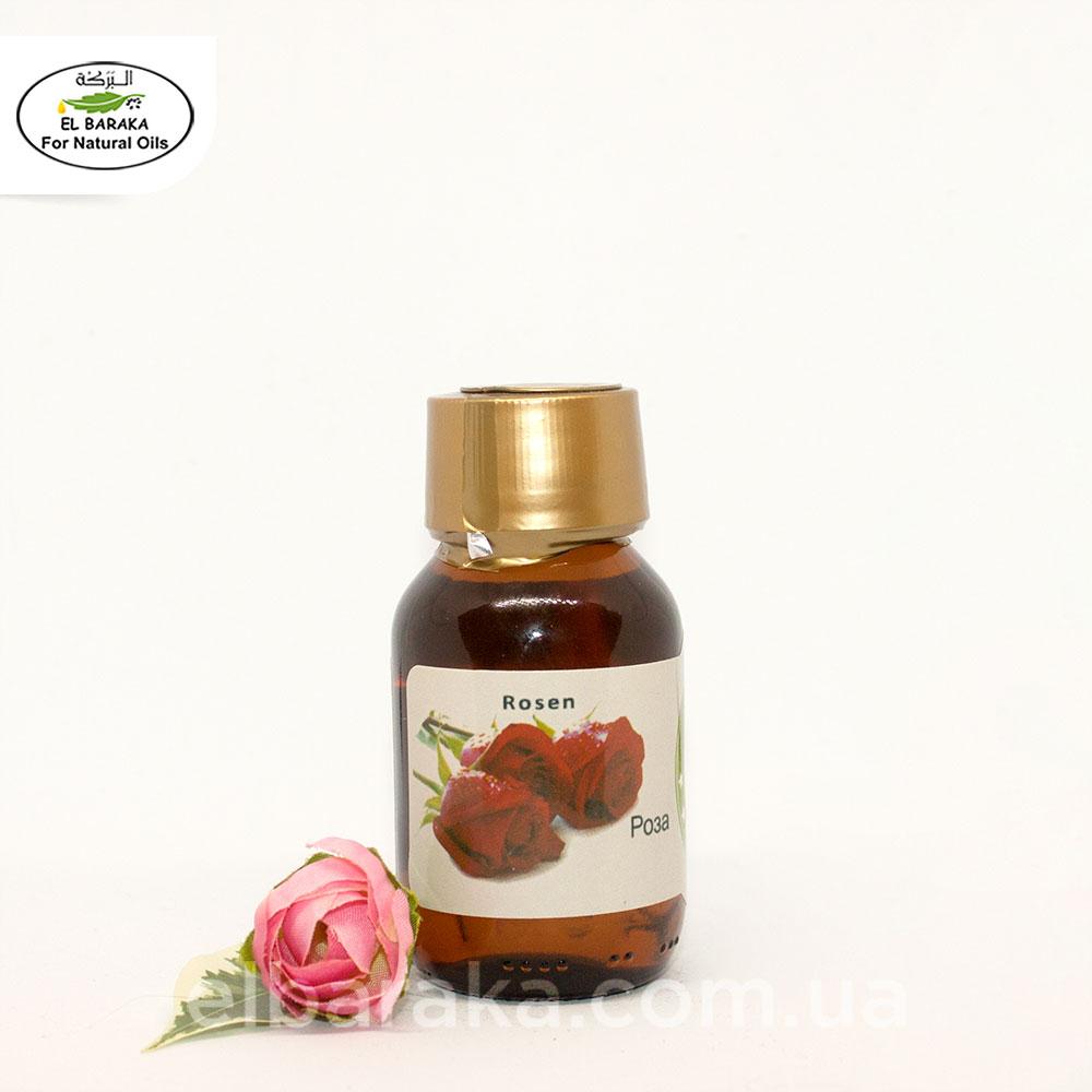 [:ru]Аромамасло розы, 60 мл[:ua]Ароматична олія троянди, 60 мл[:] • EL Baraka Україна