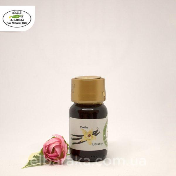 [:ru]Аромамасло ваниль, 30 мл[:ua]Ароматична олія ванілі, 30 мл[:] • EL Baraka Україна
