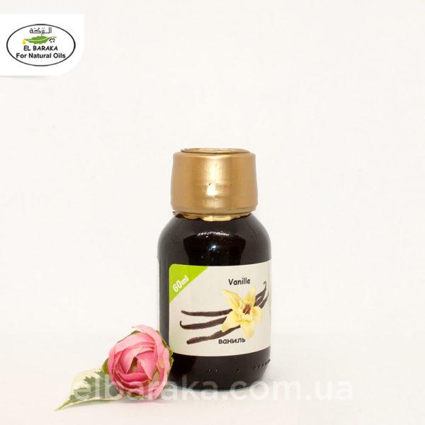 [:ru]Аромамасло ваниль, 60 мл[:ua]Ароматична олія ванілі, 60 мл[:] • EL Baraka Україна