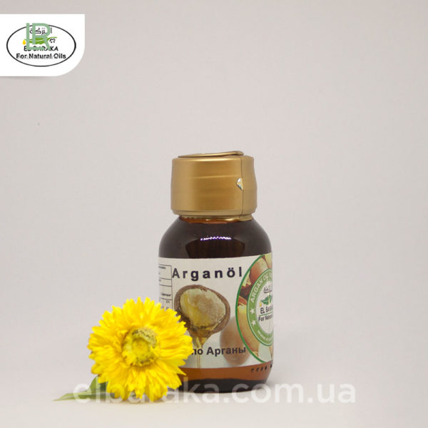 [:ru]Пищевое масло Арганы, 60 мл[:ua]Харчова олія Аргани, 60 мл[:] • EL Baraka Україна