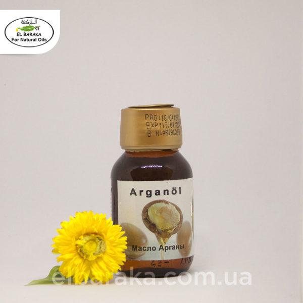 [:ru]Масло Арганы, 60 мл[:ua]Арганова олія, 60 мл[:] • EL Baraka Україна