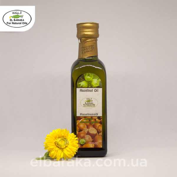 [:ru]Масло Лесного Ореха, 100 мл[:ua]Олія Лісового Горіха, 100 мл[:] • EL Baraka Україна