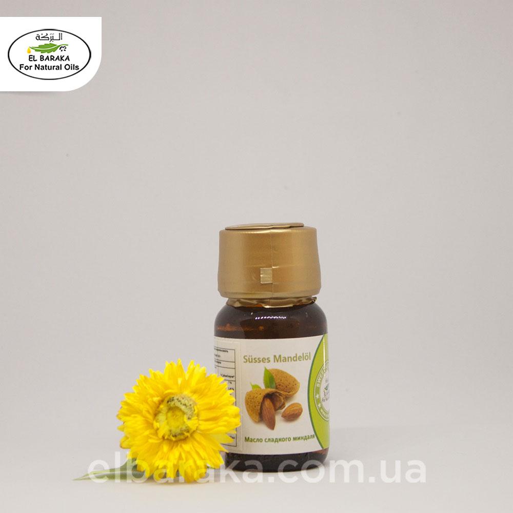 [:ru]Масло сладкого миндаля, 30 мл[:ua]Олія солодкого мигдалю, 30 мл[:] • EL Baraka Україна