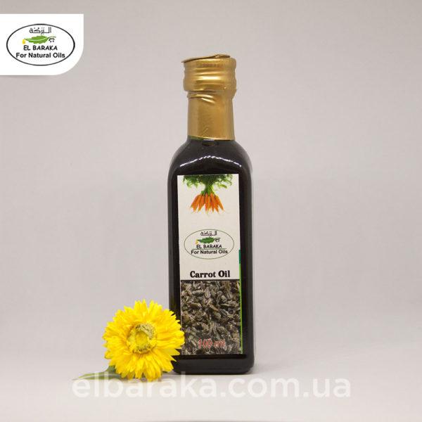 [:ru]Масло семян моркови, 100 мл[:ua]Олія насіння моркви, 100 мл[:] • EL Baraka Україна