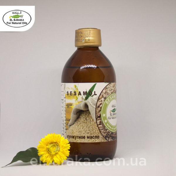 [:ru]Кунжутное Масло, 300 мл[:ua]Кунжутна олія, 300 мл[:] • EL Baraka Україна