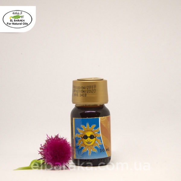 [:ru]Микс масел для загара, 30 мл[:ua]Мікс олій для засмаги, 30 мл[:] • EL Baraka Україна