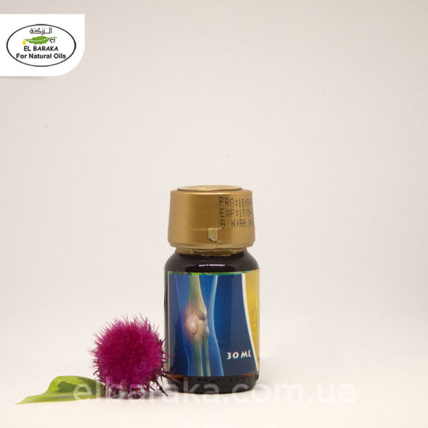 [:ru]Масло от суставных болей, 30 мл[:ua]Олія від болю в суглобах, 30 мл[:] • EL Baraka Україна
