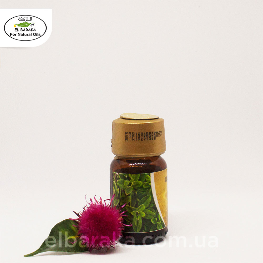 [:ru]Эфирное масло майорана, 30 мл[:ua]Ефірна олія майорану, 30 мл[:] • EL Baraka Україна